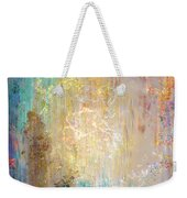 A Heart So Big - Abstract Art Weekender Tote Bag by Jaison Cianelli