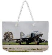 A Hellenic Air Force F-4e Phantom Weekender Tote Bag
