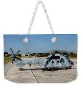 A Hellenic Air Force Super Puma Search Weekender Tote Bag