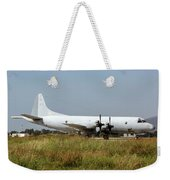 A Hellenic Navy P-3 Orion Aew Aircraft Weekender Tote Bag