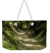A Hole In The Forest Weekender Tote Bag by Bob Phillips