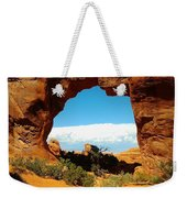 A Hole New World Weekender Tote Bag