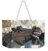 A Horse Named Bolt Weekender Tote Bag