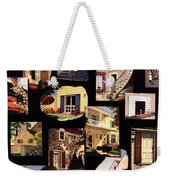 A House And Garden Cover Of House Details Weekender Tote Bag