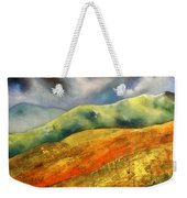 A Journey To The Unknown Weekender Tote Bag