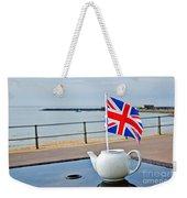 A Jubilee Cuppa Weekender Tote Bag
