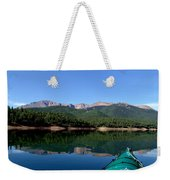 A Kayaking Calm Weekender Tote Bag
