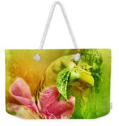 A Kiss Before Sunset Weekender Tote Bag
