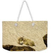 A Kiss For Mom Weekender Tote Bag