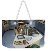 A Kitchen Designed By Ralph & Jane Bonnell Weekender Tote Bag