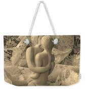 A Lace Kiss Weekender Tote Bag