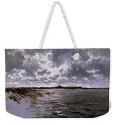 A Lake In The Netherlands Weekender Tote Bag