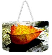 A Lantern Lit By Sunlight Weekender Tote Bag