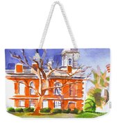 A Late Autumns Saturday Afternoon Weekender Tote Bag