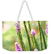 A Lavender Garden Weekender Tote Bag