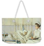 A Letter To Mother Weekender Tote Bag