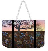 A Life's Journey Weekender Tote Bag