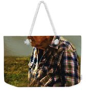 A Lifetime In The Fields Weekender Tote Bag by RC deWinter