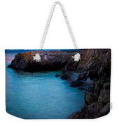 A Light In The Darkness Weekender Tote Bag