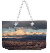 A Light In The Distance Weekender Tote Bag