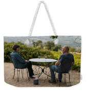 A Little More Wine Please Weekender Tote Bag