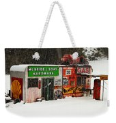 A Little Out Of The Way Weekender Tote Bag