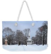 A Little Red White And Blue Weekender Tote Bag