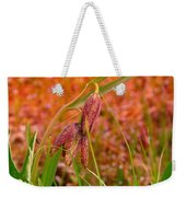 A Little Spring Miracle Weekender Tote Bag