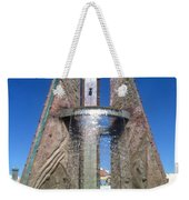A Local Hot Spot Framed Weekender Tote Bag