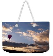 A Lone Flight Weekender Tote Bag by Glenn McCarthy Art and Photography