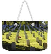 A Lone Remembrance Weekender Tote Bag