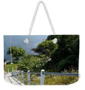 A Long Way Down Weekender Tote Bag