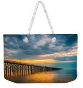 A Long Way Out Weekender Tote Bag