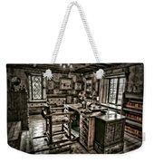 A Look To The Past Weekender Tote Bag by Susan Candelario
