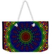 A Love Of Kaleidoscopes Weekender Tote Bag