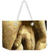 A Love Touch Weekender Tote Bag
