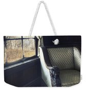 A Lovely View From The Window Weekender Tote Bag
