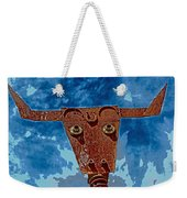 A Lucky Bull Weekender Tote Bag