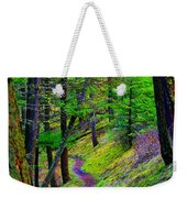 A Magical Path To Enlightenment Weekender Tote Bag