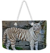 A Magnificent Creature Weekender Tote Bag