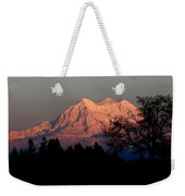 A Majestic Goodnight Weekender Tote Bag