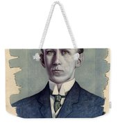 A Man Who Used To Be Somebody To Someone Weekender Tote Bag