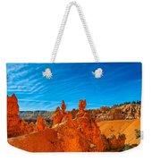A Martian Earth Weekender Tote Bag