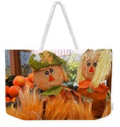 A Match Made In The Corn Field Weekender Tote Bag