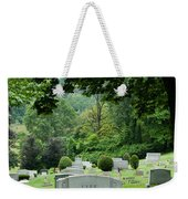 A Matter Of Life And Death Weekender Tote Bag