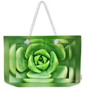 A-maze-in-nature Weekender Tote Bag