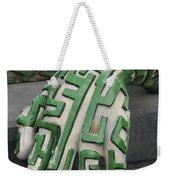 A Maze Ing Hand Weekender Tote Bag