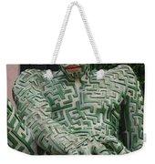 A Maze Ing Man 1 Weekender Tote Bag