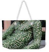 A Maze Ing Man 5 Weekender Tote Bag