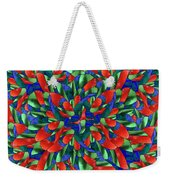A Maze Of Nature Weekender Tote Bag